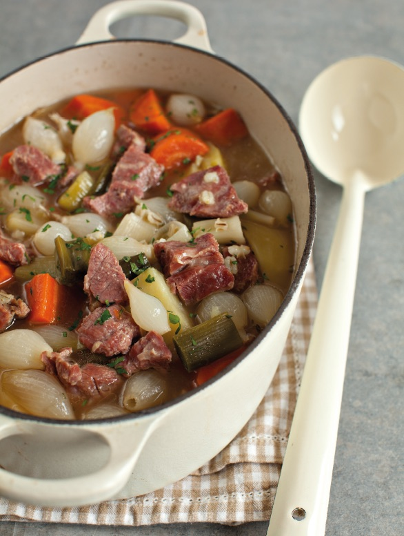 PERFECT IRISH DISH.... The Irish Stew is a dish I never tire of.