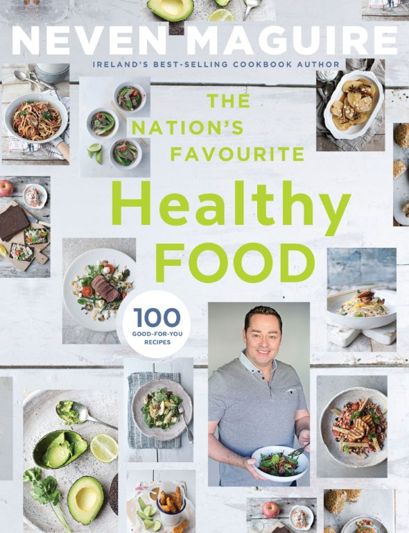 HEALTHY BUT DELICIOUS... Healthy food that tastes just great is at the heart of my new book