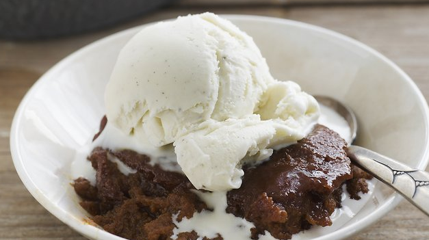 A BOWL OF HEAVEN... I love Ice Cream and this recipe is one of my favourites.