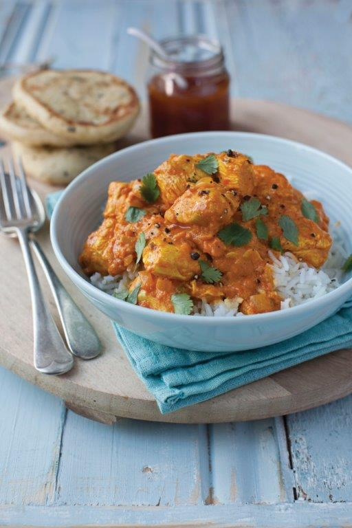 KORMA HEAVEN... Try this delicious Chicken Korma as quick back to school recipe