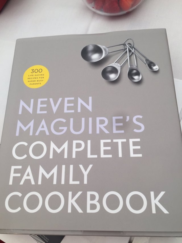 FAMILY FOOD... I am very proud of my new book and hope that you will like it.