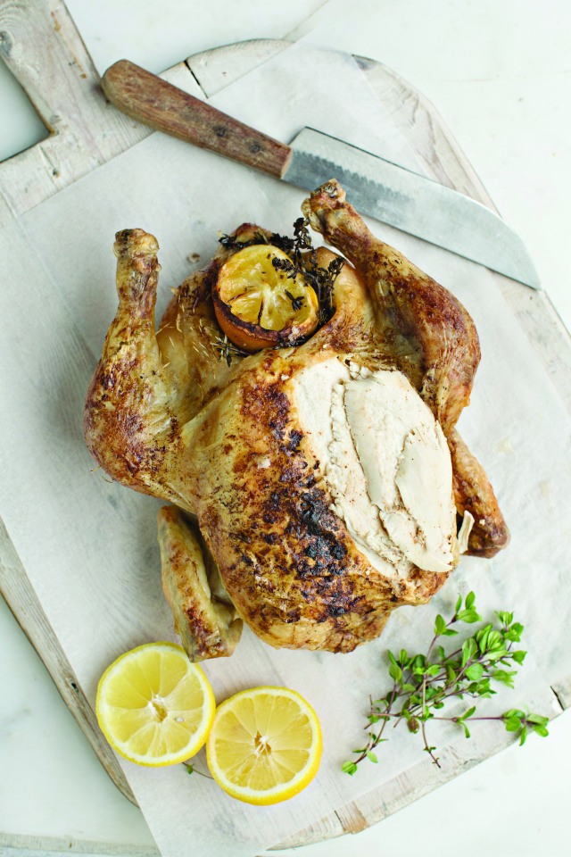A TIMELESS CLASSIC... You just never get tired of a good roast chicken